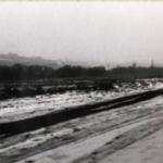 1978 - pozemek budoucí osady